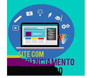 Modelos de Sites com gerenciamento de conteúdo
